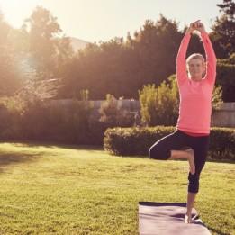 Joondalup Turf Farm - lush quality lawn yoga practice