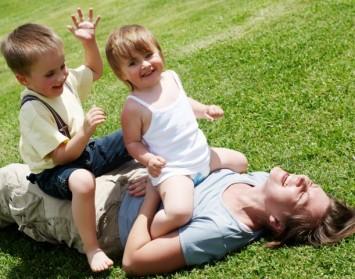 Turf Farm Perth - playing on quality soft grass